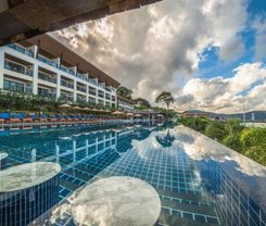 Andamantra Resort and Villa Phuket is located at 290/1 Prabaramee Road on Phuket