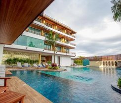 Aqua Resort Phuket is located at 555 Moo 5 Rawai