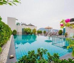 Azure Bangla Phuket is located at 155/8 Bhungmuang Sai Kor Rd