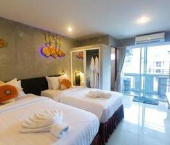 Baan Kamala Fantasea Hotel is located at 74/44 Moo.3 Ban Kamala Phuket on Phuket