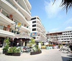 Bel Aire Patong is located at 59/1-3 Sainamyen Road