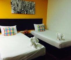 Benetti Lodge is located at 188/4-5 Pangmuangsaikor Rd Sai 3
