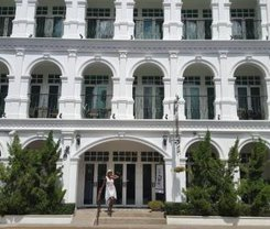 Casa Blanca Boutique Hotel is located at 26 Phuket road