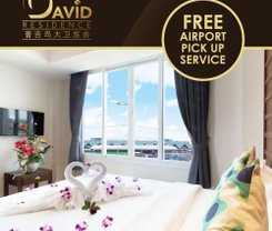 David Residence is located at 36/7 Moo 6