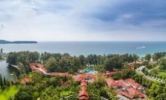 Dusit Thani Laguna Phuket is located at 390 Srisoonthorn Road