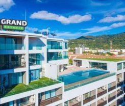 Grand Kata VIP - Kata Beach is located at 98/14-19
