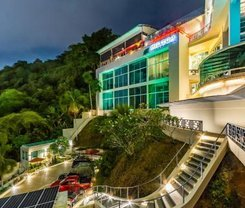 Hilltop Hotel by the Lantern Group is located at 138/3 Soi Srisuchart View