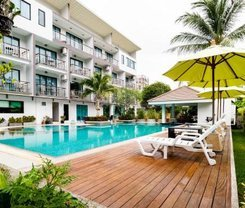 Millennium Resort Patong Phuket is located at 199 Rat-Uthit 200 Pee Road