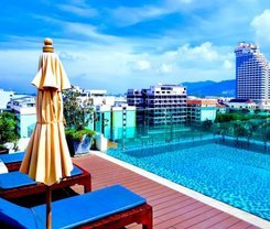 Mirage Patong Phuket Hotel is located at 184/25-28 Phangmuang Sai Kor Road