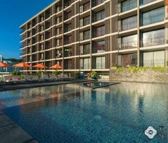 New Square Patong Hotel is located at 99/11