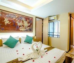 Patong Landmark Hotel is located at 155/25 Phangmuang Sai Kor Rd.