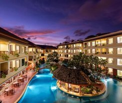 Patong Paragon Resort & Spa is located at 280 Prabaramee Road