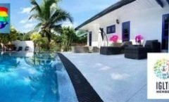 Phuket Gay Homestay is located at Neramit Hill Village - 135/6 Moo 7