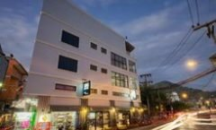 SOHO Rooms Patong is located at 27 Ratpathanusorn Road