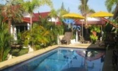 Sanuk bungalows is located at 87/35 Moo 2 Soi Meesuk Rawai on Phuket island. Sanuk bungalows has a guest rating of 8.4 and has Resort amenities including: Swimming Pool