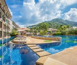 Sawaddi Patong Resort & Spa is located at 21 Sainamyen Road