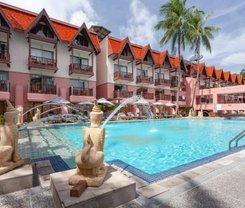 Seaview Patong Hotel is located at 2 Taweewong Road