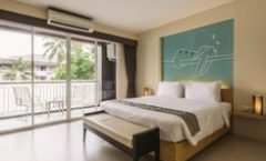 TIRAS Patong Beach Hotel is located at 92/5 Thawewong Rd. Patong Beach