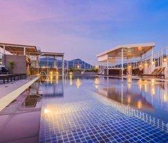The ASHLEE Heights Patong Hotel & Suites is located at 160/36 Soi Nanai Ruamjai (Nanai Soi 8)