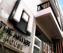 The Artist House is located at 86/36 Prabaramee Road