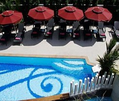 The Bliss South Beach Patong is located at 40 Thaweevongs Road