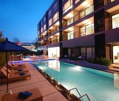 The Lantern Resorts Patong is located at 181/36-41 Soi San Sabai