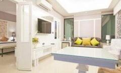 The Par Phuket is located at 91/155 Vichitsongkram Rd. Kathu