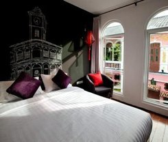 The Rommanee Boutique Guesthouse is located at 15 Soi Rommanee Talang Rd. on Phuket