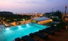 The Sixteenth Naiyang Beach Hotel is located at 19/16