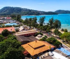 Tropica Bungalow Hotel is located at 132 Taweewong Rd.
